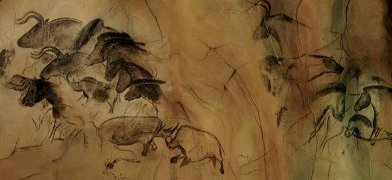 Eine Reise ins Eiszeitalter erleben Sie in der Steinzeithöhle im Nationalparkzentrum Falkenstein