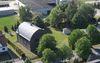 Wettermuseum, Ballonhalle vom Drachen aus fotografiert