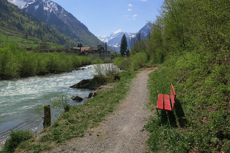 Dörferwanderung Linthal-Schwanden