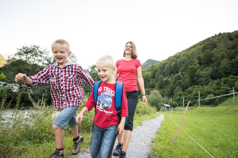 Spiele- und Erlebnisweg Glarnerland