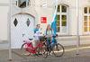 Radtouristen