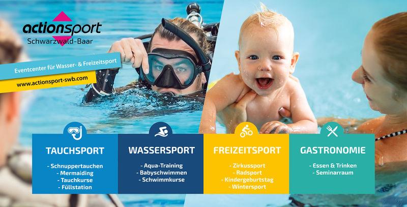 Angebote Actionsport Schwarzwald - Baar