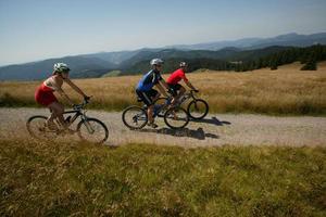 Radfahren im Hochschwarzwald