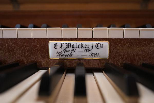 Walcker Orgel