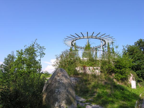 Pfarrberg in Loffenau