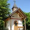 Blick auf die Dorfkapelle in Schwarzenbach bei Lohberg am Großen Arber