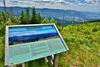 Wer im Naturkino Zwercheck Platz nimmt, blickt auf ein beeindruckendes Gipfelpanorama.