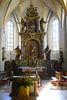 Wunderschön: Die Pfarrkirche Peter und Paul in Loiching