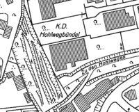 Hohlwegbündel Freisenberg