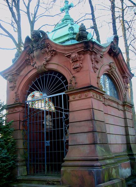 Mausoleum Selve