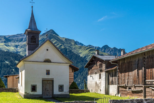 Kapelle Nossadunna digl agid