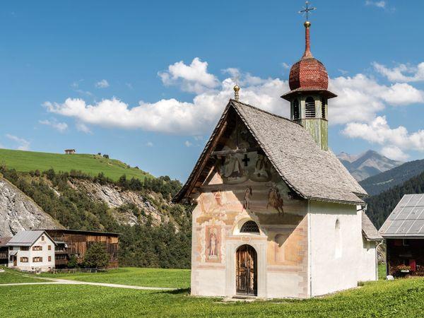 Kapelle Sogn Bistgaun Aussenansicht