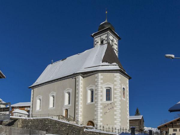 Kirche Sogn Martin