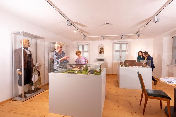 Die Ausstellung des Gelebten Museums thematisiert die Veränderungen im Zweiten Weltkrieg