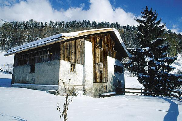 Das Heidihaus ob Maienfeld