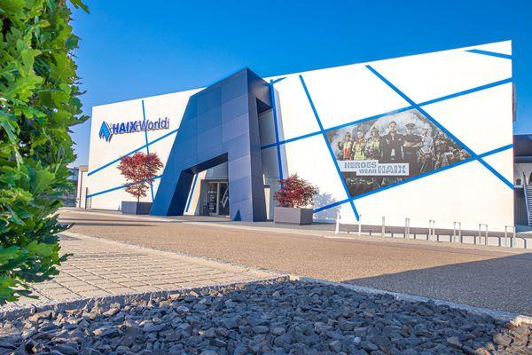 Haix World in Mainburg