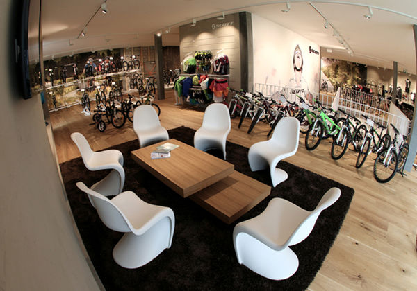 Bike4Fun SCOTT Concept Store