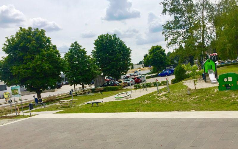 Der Bewegungspark in Mallersdorf-Pfaffenberg