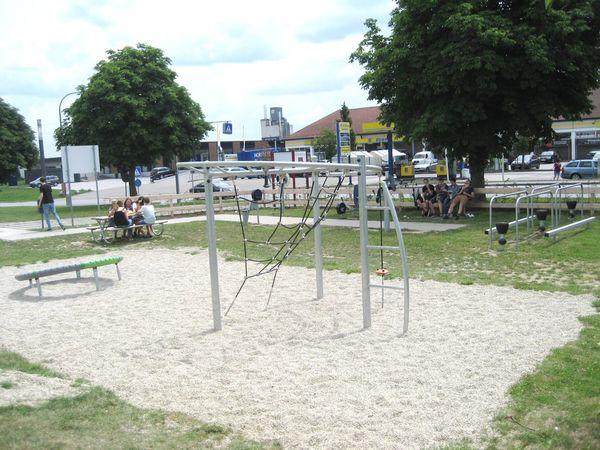 Fit bleiben - der Bewegungspark Mallersdorf-Pfaffenberg