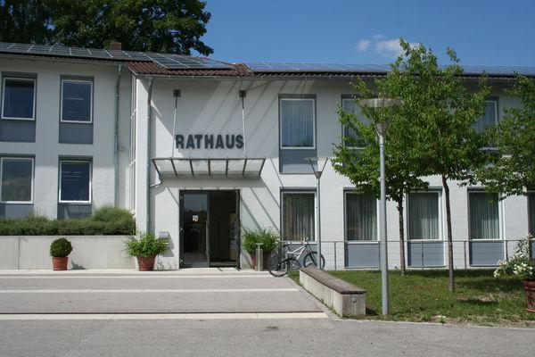 Rathaus im Markt Mallersdorf-Pfaffenberg