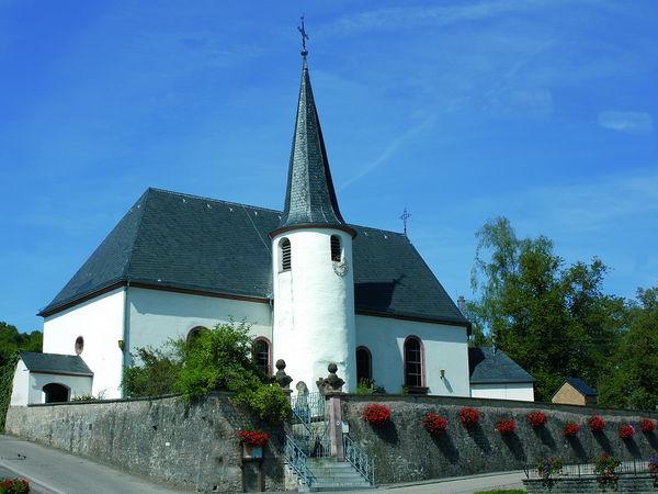 Kirche in Bebelsheim