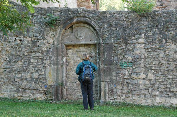 Kloster Gräfinhal im Mandelbachtal im Bliesgau