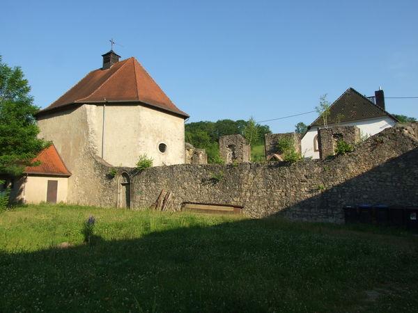 Kloster Gräfinthal am Jakobsweg