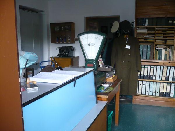 Zollmuseum Habkirchen von Innen