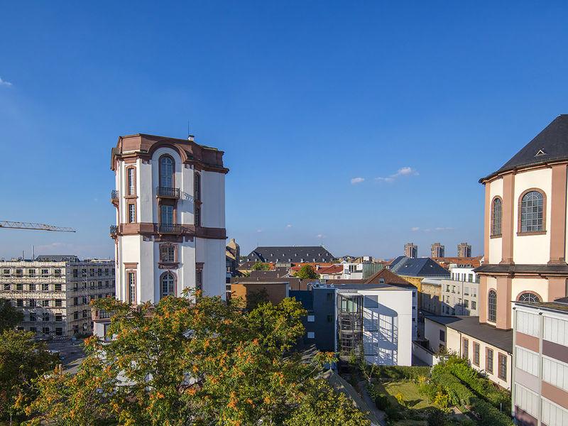 Mannheim, alte Sternwarte