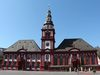 Mannheim, Old Town Hall and St. Sebastian Church