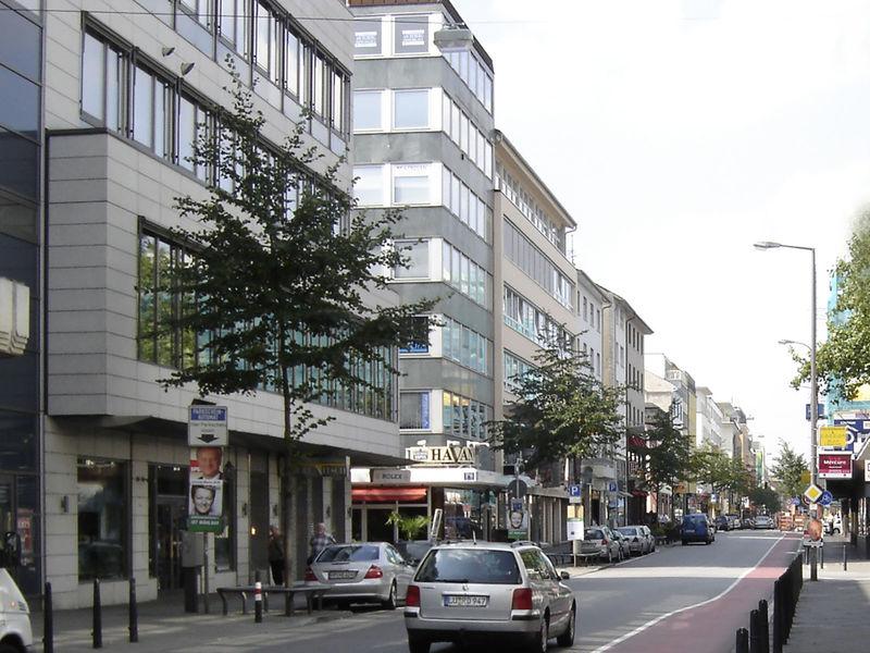 Mannheim Fressgasse