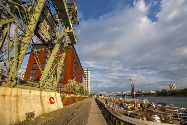 Mannheim Harbour