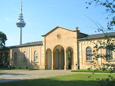 Mannheim Cemetery and Jewish Cemetery
