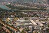 John Deere Forum, Mannheim - Luftaufnahme