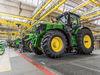 Moderne Landmaschinen, John Deere Forum, Mannheim
