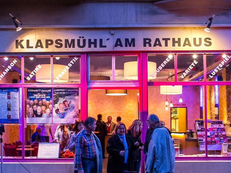 Klapsmühl' am Rathaus - Mannheim cabaret