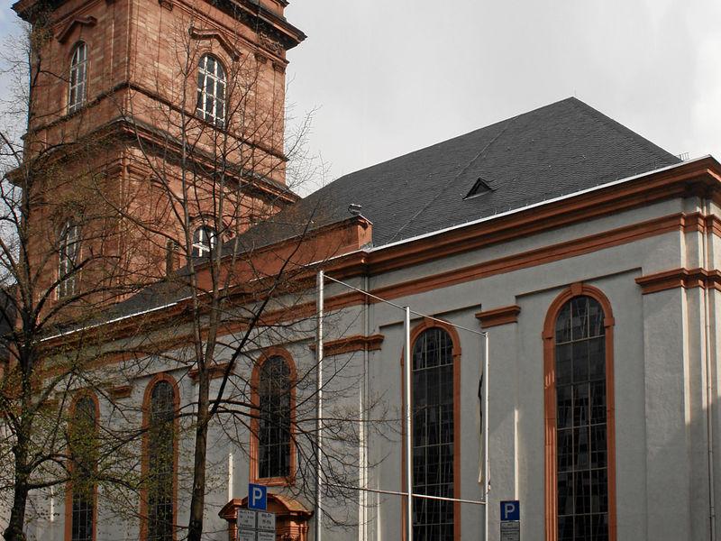 Mannheim, Konkordienkirche