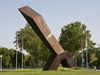 Mannheim, Kulturmeile Skulptur