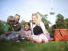 Familienpicknick im Luisenpark