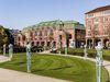 Mannheim, Rosengarten, Blick aus der Augustaanlage