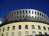 Mannheim Musikhochschule, Frontsicht
