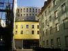 Mannheim Musikhochschule, Seitenansicht