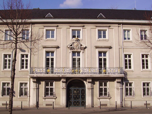Mannheim, Palais Bretzenheim