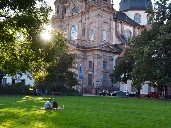Mannheim, Schillerplatz