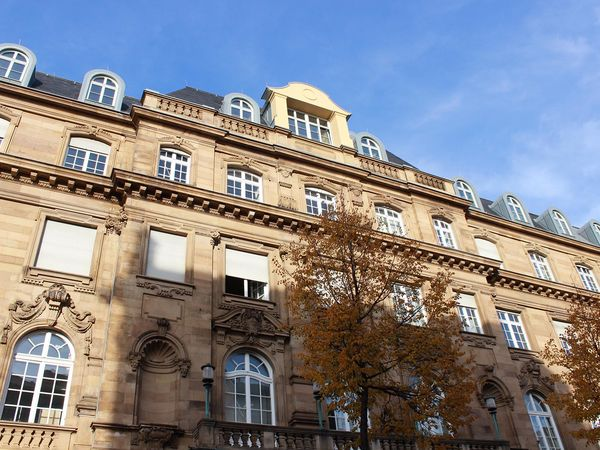 Städtische Musikschule Mannheim, Außenansicht