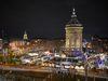 Weihnachtsmarkt am Wasserturm