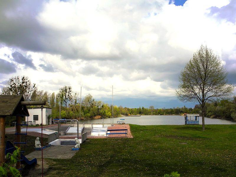 Mannheim, Stollenwörthweiher lake