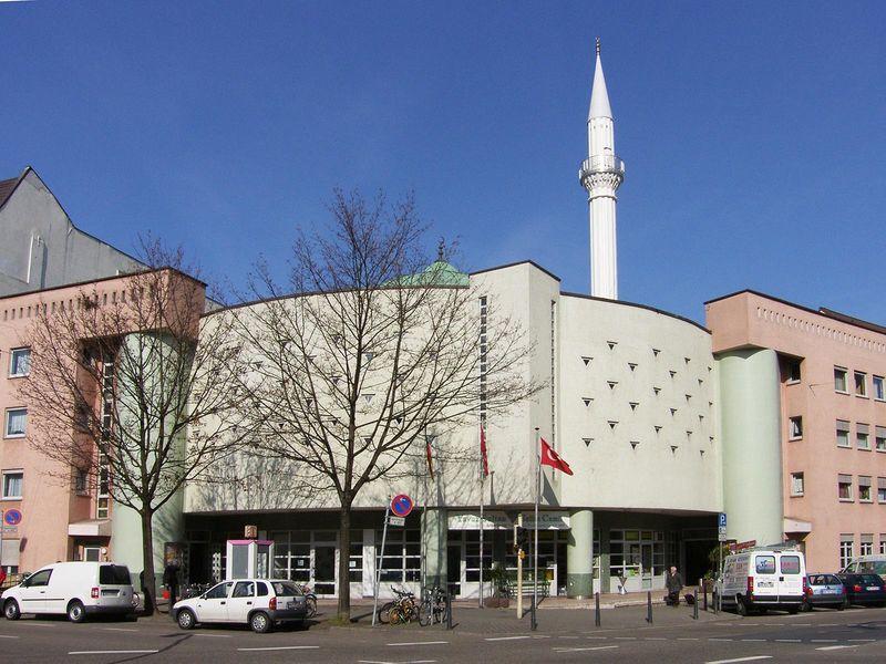 Mannheim, Yavuz Sultan Selim Moschee