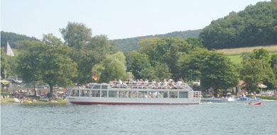 Seerundfahrten MS Muffert