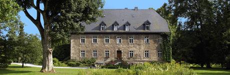 Hauptansicht Schloss Westheim